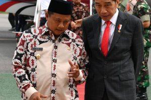 Closing Statement Jokowi-Ma'ruf Amin Yakinkan Warga Jabar Pilih 01 Bukan 02