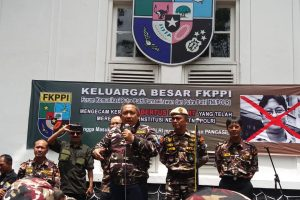 Kasus Robertus Robet, KB FKPPI Jabar Tuntut Kasusnya Terus Dilanjutkan