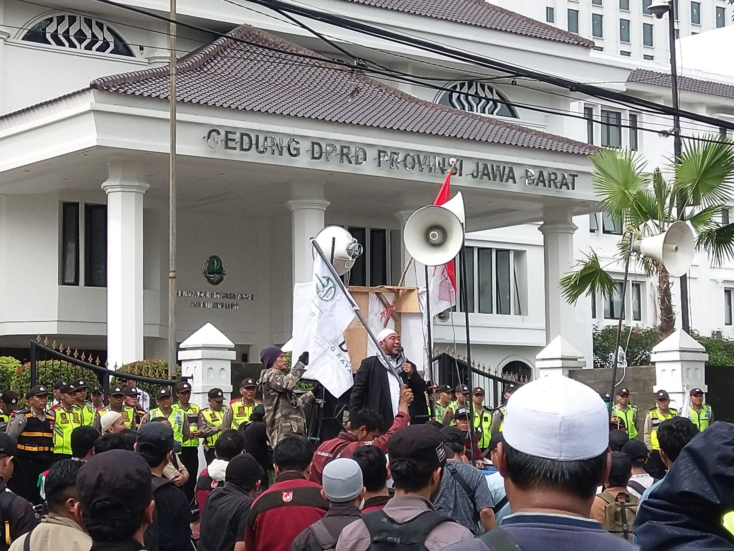 Paguyuban Pengawal NKRI di Jabar Tuntut Pelaku Aksi Terorisme di Selandia Baru Dihukum Mati