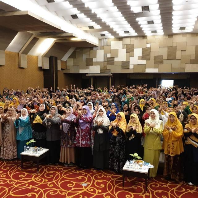 Dongkrak Suara, Jaringan Perempuan PKS Ajak Perempuan di Jabar Tolak RUU Kekerasan Seksual