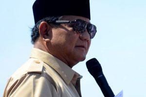Prabowo Tak Percaya Lembaga Survei, Ini Tanggapan Indo Barometer