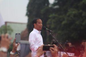Banyak Hoax dan Fitnah Serang 01, Jokowi : Mulai Ngawur Serangannya