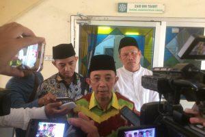 Imam Besar Masjid Pusdai Jabar Minta Teungku Zulkarnain Jangan Sebar Fitnah