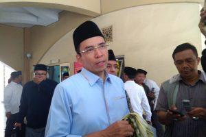 Tuan Guru Bajang Sindir Ulama Nyinyir di Kubu Prabowo-Sandiaga