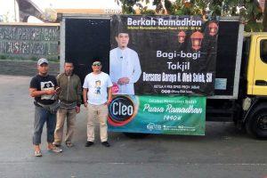 Menang di Jabar, PKB Lakukan Bakti Sosial se-Jawa Barat