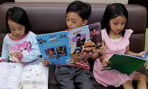 Manfaat Membaca Bagi Anak dan Dewasa