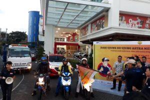 Sambut Mudik, Grup Astra Siapkan 9 Pos Siaga di Sepanjang Tol Jawa dan Bali