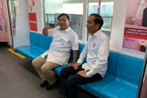 Pertemuan Prabowo-Jokowi Buat Kredibilitas Prabowo Turun