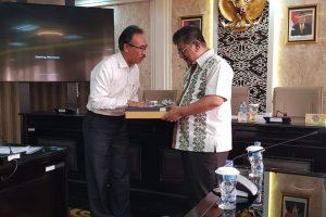 Rekam Jejak Plh Sekda Jabar Daud Ahmad yang Ditunjuk Kang Emil