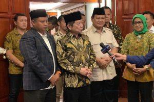 Pertemuan Politik Para  Petinggi PPP dan Prabowo