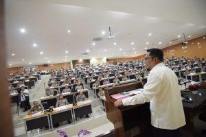 Menuju Indonesia Emas, Emil Ajak Polri Bersinergi