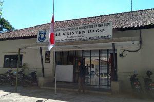 Sejarah SMA Kristen Dago Bandung, Tempat BJ Habibie Sekolah Dulu