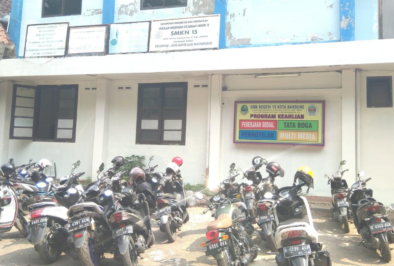 Jurusan Pekerjaan Sosial SMKN 15 Bandung Terus Berjuang demi Eksistensi