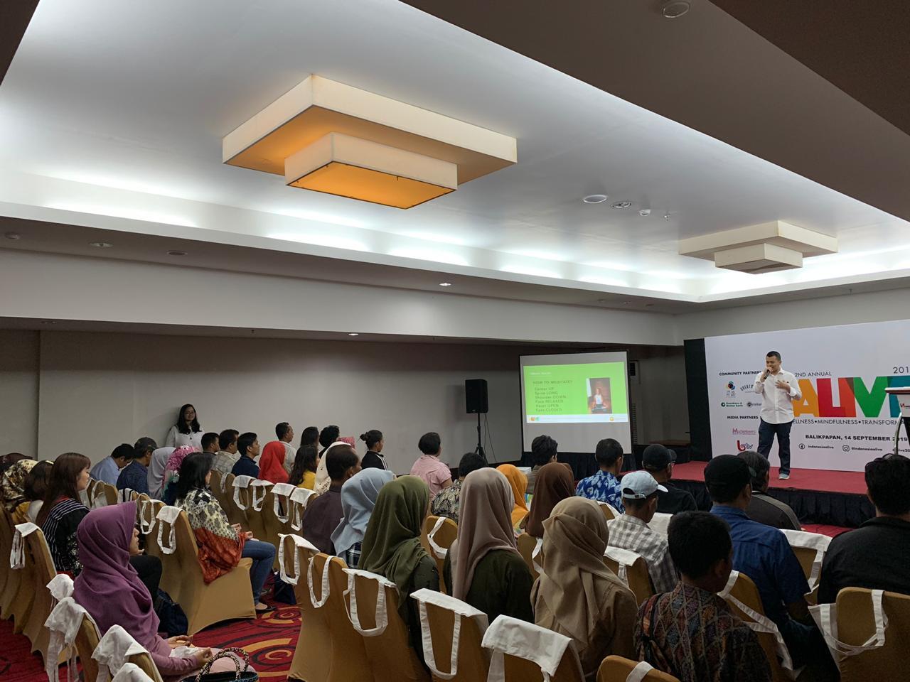 Sering Emosi, Stres atau Frustasi? Ikut Saja Festival Urban Wellnes dan Meditation di Bandung