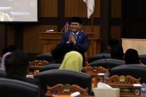 Profile Pimpinan DPRD Jabar Periode 2019-2024, Oleh Soleh Paling Menawan