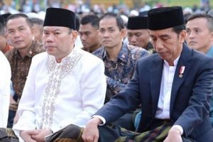Jokowi Minta TKDD  Jabar 2020 Harus Bermanfaat bagi Warga Jabar