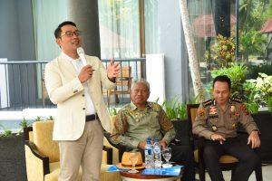 Ini Alasan Kang Emil Keukeuh Minta DOB ke Jokowi