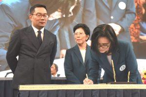 Harapan Kang Emil Saat ITB Dipimpin Rektor Perempuan