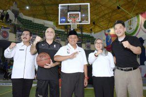 Lahirkan Pebasket Profesional, 1.400 Guru Olahraga di Jabar Dilatih
