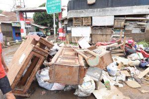 Banjir Bandang di KBB, PT KCIC Akan Bertanggung Jawab