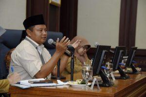 Zona Integritas Dicanangkan, OPD Dilarang Korupsi