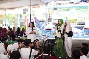 Sarling di Pangandaran, Atalia Ingatkan Pencegahan Stunting