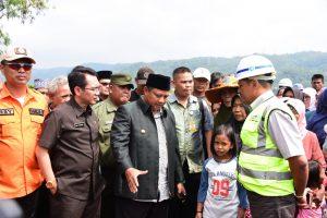 Sawah dan Irigasi Tertimbun Proyek PT KCIC, Uu Wacanakan Pertemuan