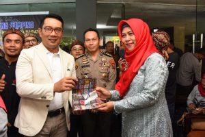 Pesan Kang Emil buat Pengurus Apdesi Masa Jabatan 2019-2024