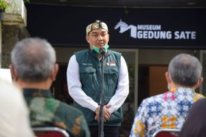 PT MUJ Berikan Bantuan Rp1 Miliar untuk Penanganan Covid-19 di Jabar