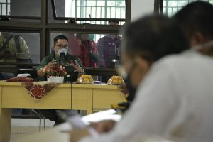 Nganggur Akibat Corona, Kang Emil  Janji Bakal Berikan Pekerjaan