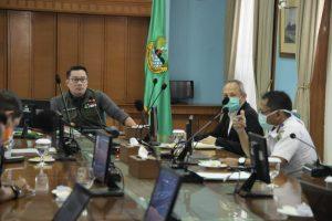 Kang Emil Ajak Warga Jabar Saling Membantu Tangani Covid-19