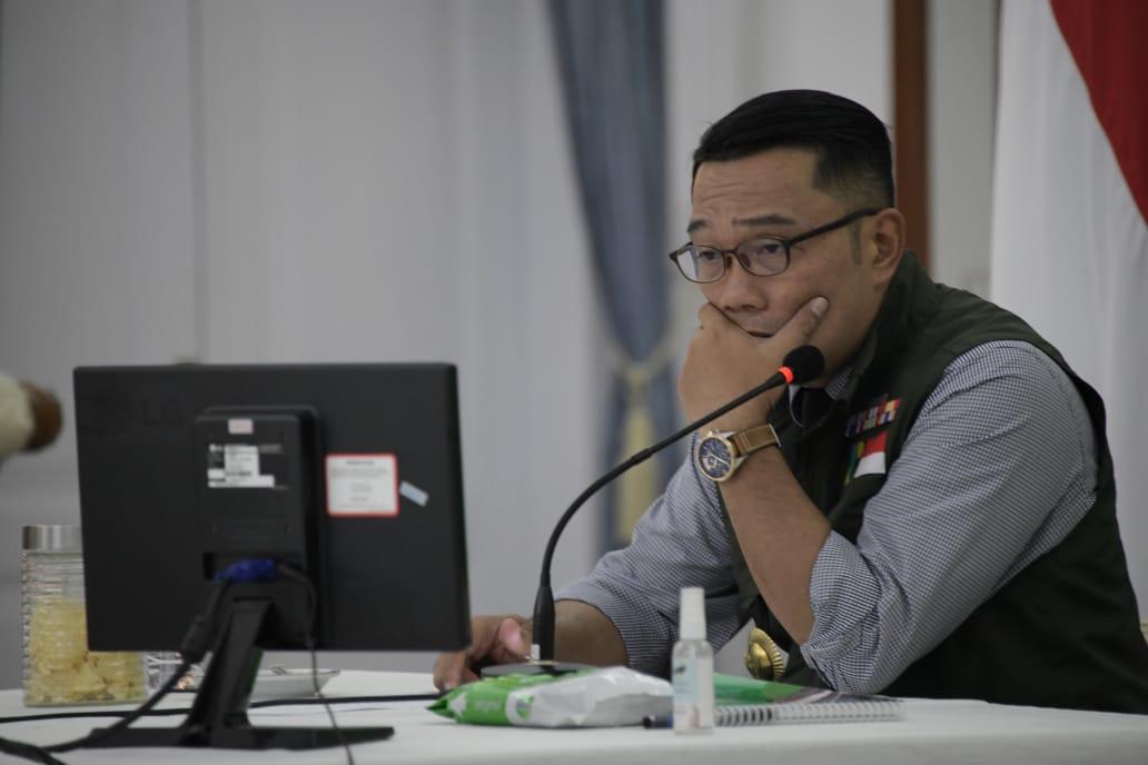 Ridwan Kamil Imbau Warga Jabar Baiknya Bersilaturahmi Daring di Hari Raya Idul Fitri 2021