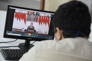 Arahan Presiden Jokowi terkait Perencanaan Pembangunan 2021