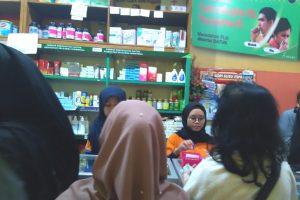 PSBB Bandung Raya, Produk Suplemen Makanan, Vitamin C Langka di Pasaran