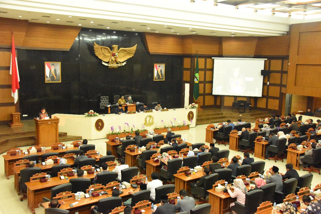 Kecewa terhadap Penanganan Covid-19, 2 Politikus PDIP Interupsi Saat Paripurna