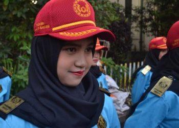 Cerita Anggota Paskibraka di Bandung