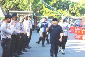 Protokol Kesehataan saat Berkurban di Kota Bandung