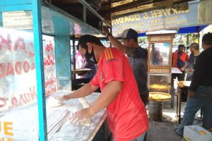 Odading Mang Sholeh Buka Cabang di Bogor dan Lembang