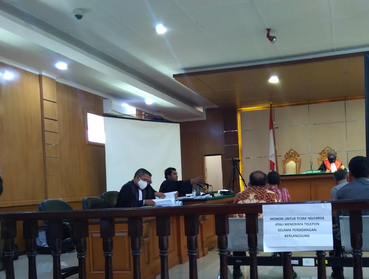 Sidang Korupsi RTH Kota Bandung Masuk Babak Baru