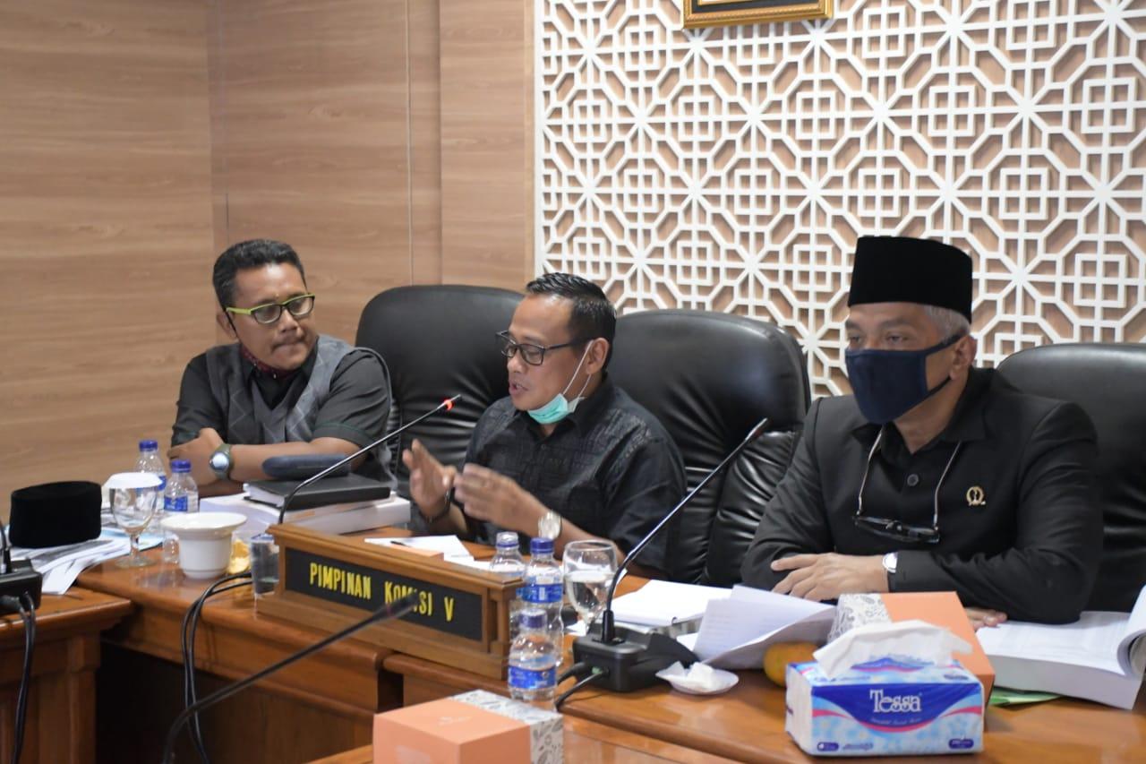 Program Mitra Komisi V DPRD Jabar yang Bakal Diprioritaskan di 2021