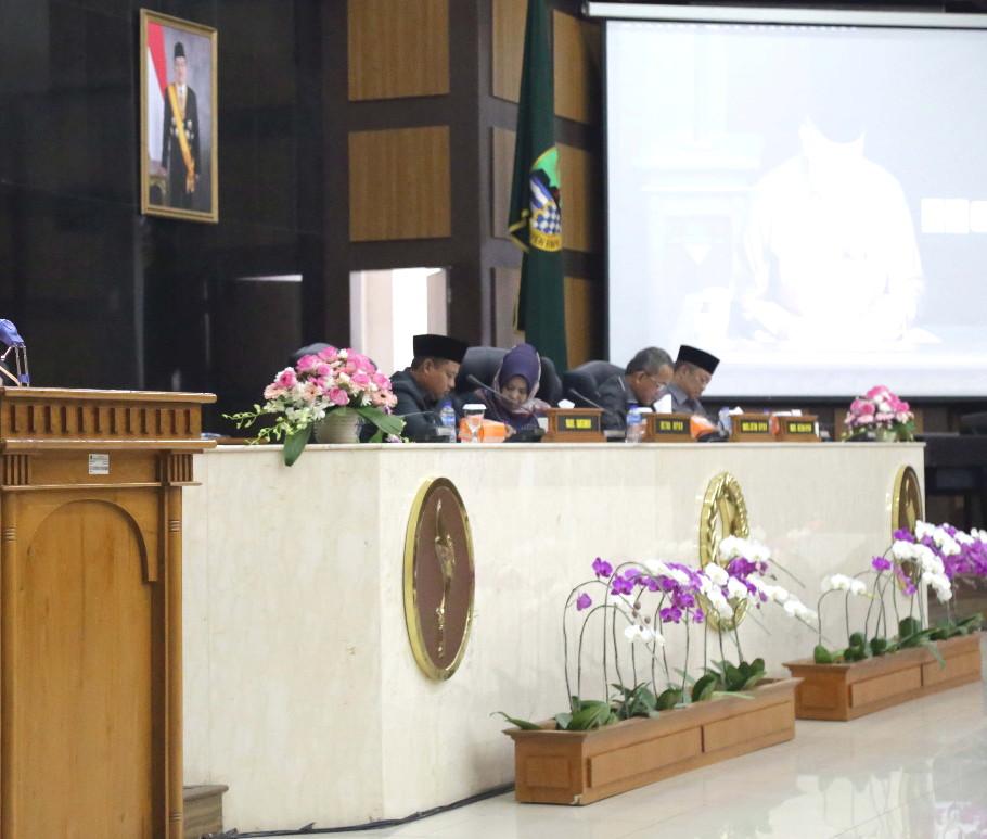 Infrastruktur, BPMU dan Ponpes Disorot Anggota Dewan Saat Reses