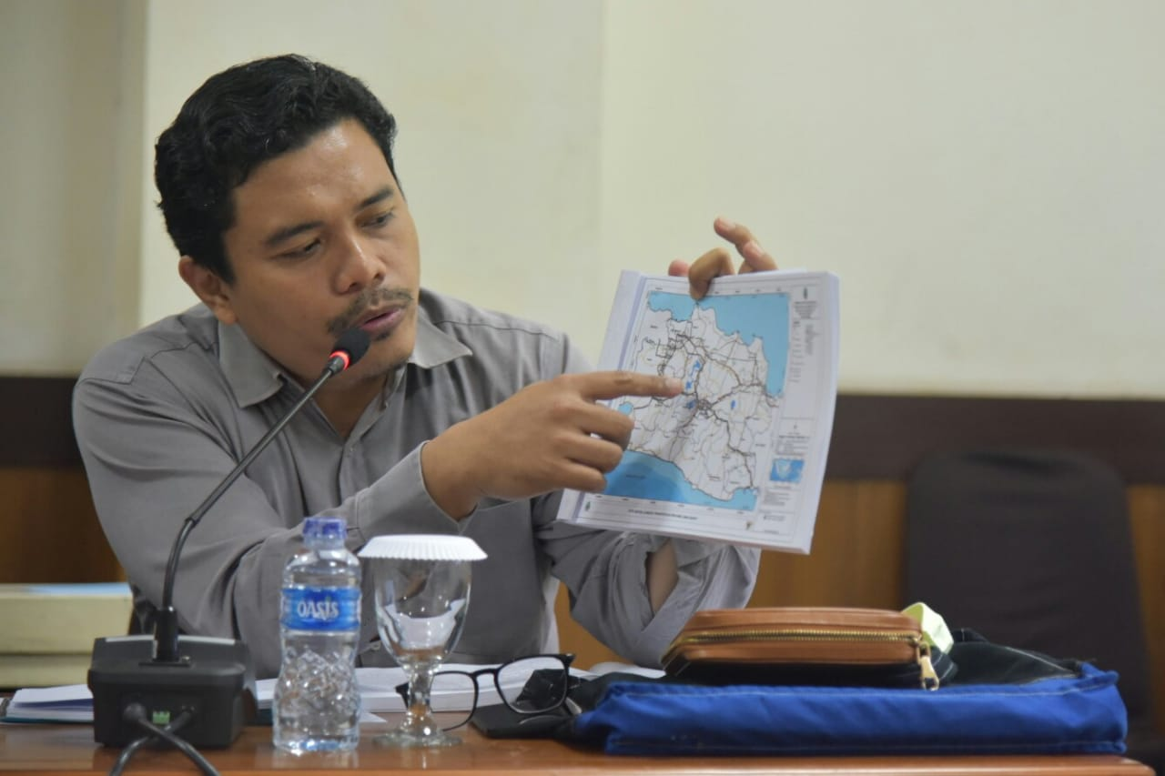 Fraksi PDIP Jabar Dorong BUMD Jadi Pemegang Proyek di WIJS