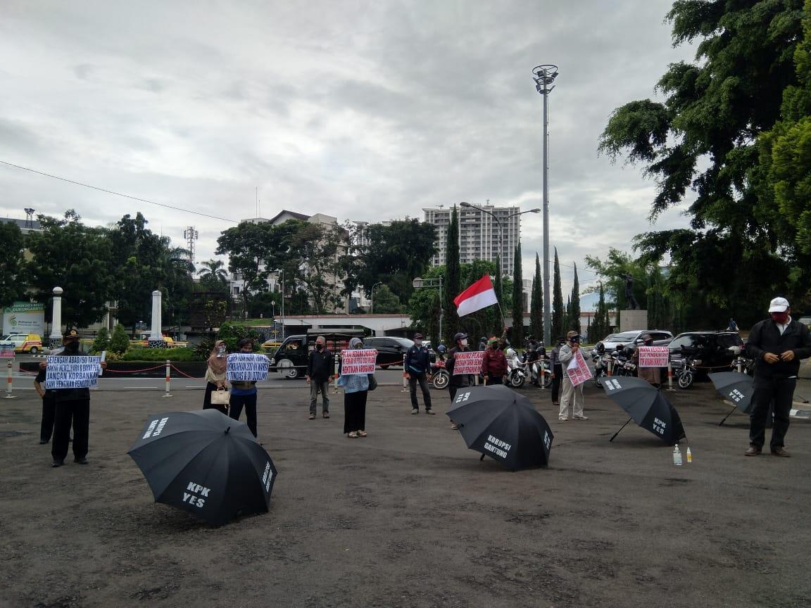 189 Warga di Bandung yang Tanahnya Bersengketa Diintimidasi