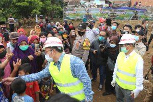 Komisi IV DPRD Jabar Ingatkan Pembinaan Warga di Proyek Retensi Andir