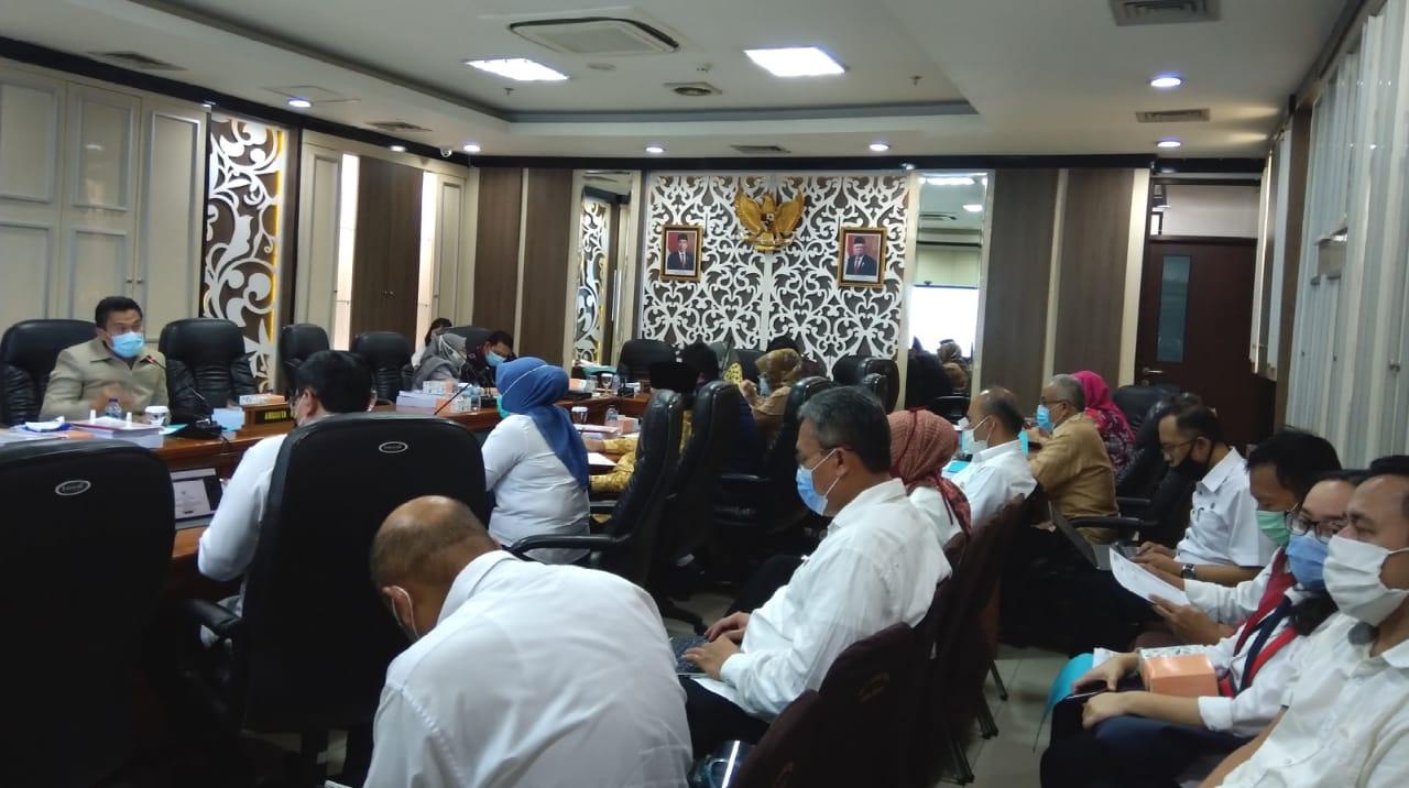 Komisi III DPRD Jabar Sebut 50% BUMD Jabar Kurang Sehat
