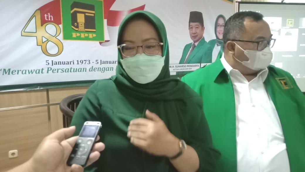 Popularitas Kian Merosot, PPP Jabar Bakal Lakukan Ini