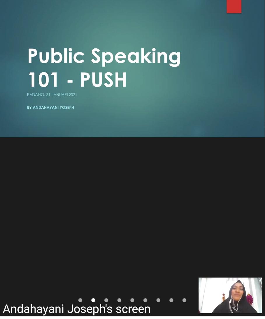 5 Tips Biar Tak Gugup saat Berbicara di Depan Umum