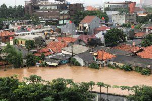 17 Kecamatan di Kab Bekasi Terendam Banjir, 1.302 Unit Rumah Terdampak