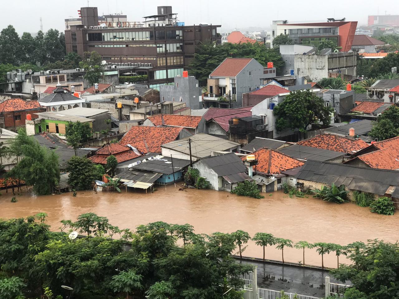 37 Kecamatan di Kab Tasikmalaya Berpotensi Diterjang Banjir Bandang Hari Ini