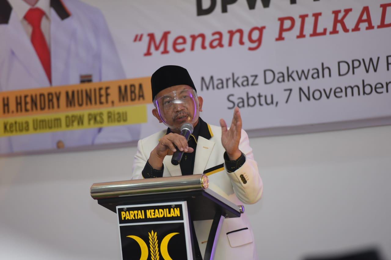 Pilkada 2024, PKS Bidik Posisi Gubernur